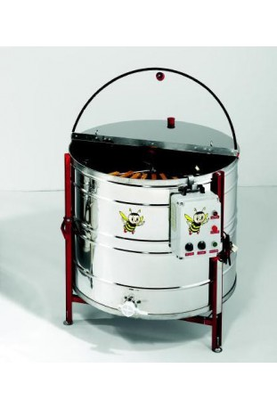Extractor inox radial 30 cuadros langstroth