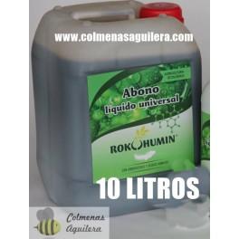 abono universal líquido ecológico 10 litros