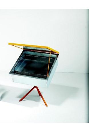 Cerificador solar giratorio doble cristal.