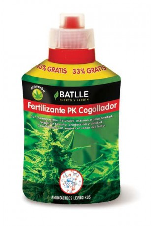 Fertilizante PK Cogollador 400ml