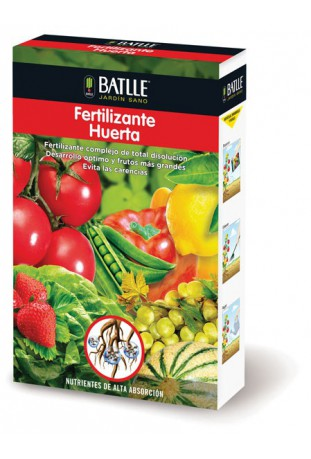 Fertilizante Huerta
